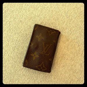 6 Ring Louis Vuitton Monogram key holder